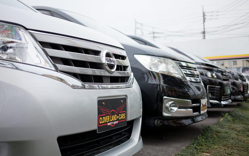 越谷店 ミニバン・SUV専門